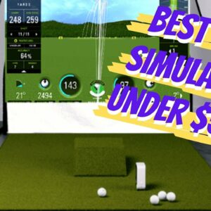 The Best Golf Simulators under $5,000 | Our Review of the Most Affordable Golf Simulators for 2020