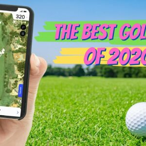The Best Golf Apps For 2020 | Review of Our Favorite Golf Mobile Applications for iOS and Android