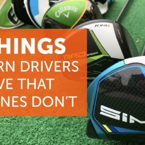 5 Things modern drivers have that old ones don't [Driver Mini Series EP1]