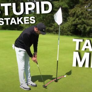 7 STUPID putting MISTAKES most golfers make!
