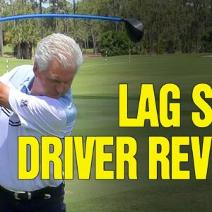 🔥 Lag Shot Golf Driver Swing Demo - Why YOU NEED This In Your BAG!