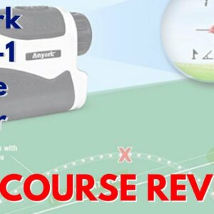 Anyork Carl-1 6x Range Finder On Course Review