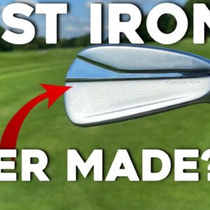 Are these the BEST golf clubs ever made!? FULL REVIEW