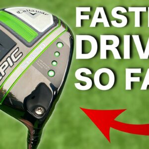 Callaway Epic 2021 Drivers Review | SPEED, MAX & MAX LS