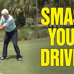 COPY THIS MOVE AND HIT YOUR DRIVER FARTHER!!
