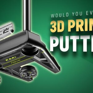 Do 3D Printed Clubs Really Work?