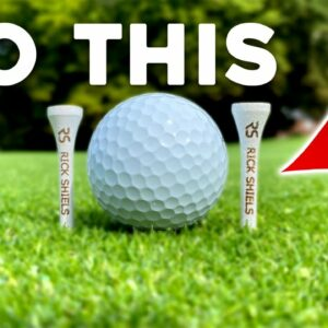 Do this for 10 minutes & you'll be BETTER at golf - guaranteed!