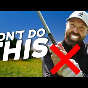 EASY tips for INSTANT RESULTS   ALL GOLFERS NEED THESE!