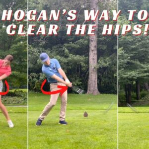 MOST PERFECT WAY TO CLEAR THE HIPS👌Hogan would be proud! 😎