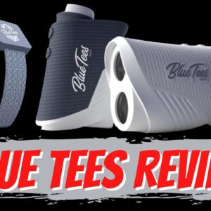 Blue Tees Rangefinder Review | Can a $200 Rangefinder Compete with Other Premium Brands