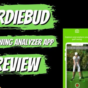 An App That Analyzes Your Golf Swing?  We Tested Out BirdieBud | The New App To Help Your Golf Swing