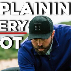 HOW I PLAY GOOD GOLF | All shots explained