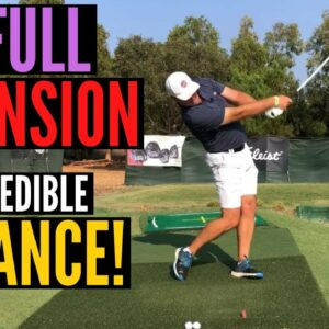 How to Get Full Extension for INCREDIBLE DISTANCE!