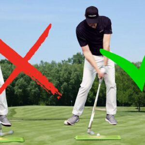 How To Get Through the Golf Ball | Stop Hanging Back