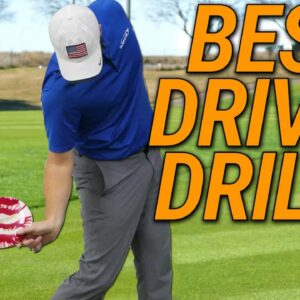 How To Hit Your Best Tee Shots | Simple & Easy Drills