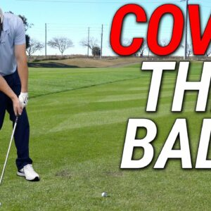 How To Hit Your Irons Like a Tour Pro | Compress The Ball