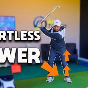 How to unlock EFFORTLESS POWER in your GOLF SWING