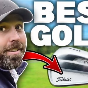 I play my BEST GOLF THIS YEAR!