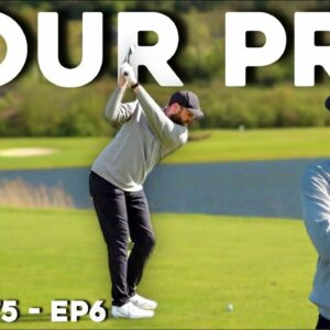 I played a RYDER CUP course with a TOUR PRO! #Break75 EP6