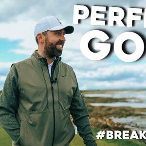 I played PERFECT golf! #Break75 EP9