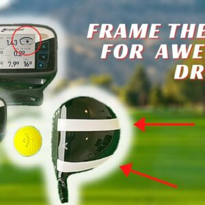 BECOME A WICKED TOTAL DRIVING MACHINE WITH THIS SIMPLE ADD ON🚀🚀Fairway finder right here😎