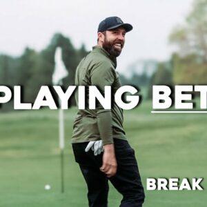 My golf is IMPROVING! #Break75 EP4