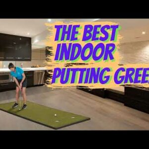 Best Indoor Golf Putting Greens For 2020 | Review of The Top Practice Putting Mats For Indoors