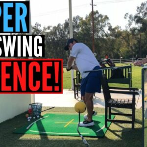 Proper Downswing Sequence for EFFORTLESS POWER!