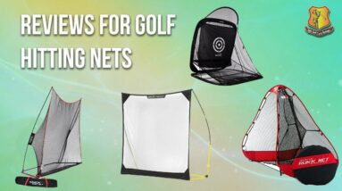 Reviews for Golf Hitting Nets