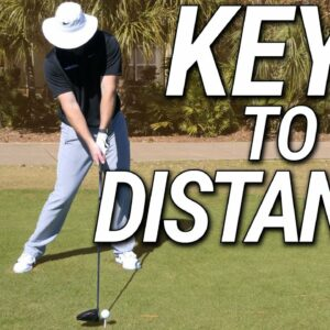 Simple Driver Swing Tips For More Distance | GAME CHANGERS!
