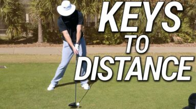 Simple Driver Swing Tips For More Distance   GAME CHANGERS!