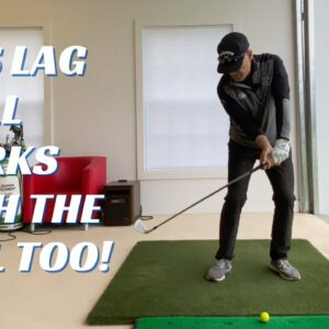 THE JACKKNIFE DRILL DELIVERS LAG AT THE RIGHT PLACE AND TIME IN THE GOLF SWING!❤️❤️
