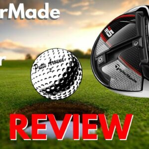 TaylorMade M5 Driver Dry Ball Review