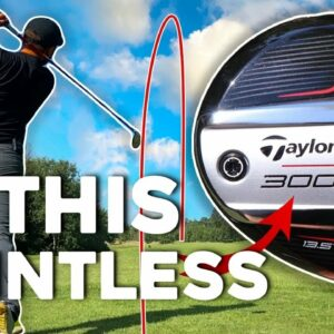 TaylorMade's new driver - is it POINTLESS?