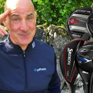 The best hybrids for under £100 [Golf Buyers Guide]