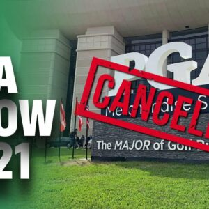 The End of the PGA Show?