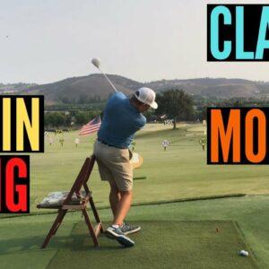 The Mike Austin Golf Swing:  CLASSIC VS. MODERN