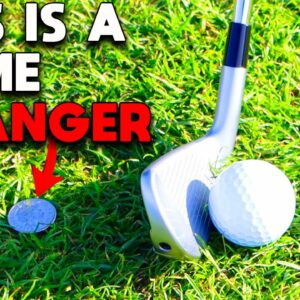 The secret to GREAT BALL STRIKING with your IRONS, crazy detail!!