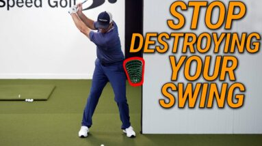 This Move Is Destroying Your Golf Swing! | Bucket Drill