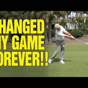 THIS ONE TIP CHANGED MY GOLF GAME FOREVER (HIDDEN POWER SECRET)!!