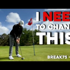 This part of my golf game is TERRIBLE #Break75 EP7