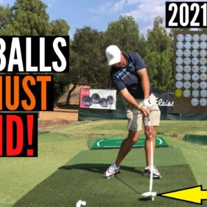 Top 5 Golf Balls You MUST AVOID AT ALL COSTS!  (2021 Update)