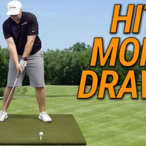 Trick To Swing Your Driver From The INSIDE | Hit POWER DRAWS