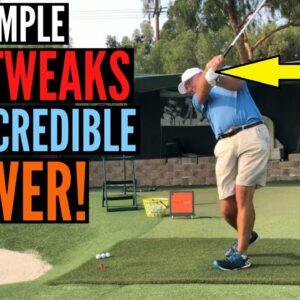 Two Simple Grip TWEAKS for Incredible Power!