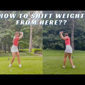 WEIGHT SHIFT IN THE GOLF SWING- HOW BEN HOGAN DID IT!