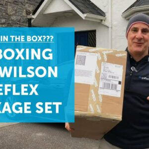 What's included in the Wilson Reflex golf package set??? [Unboxing]