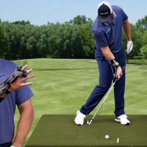 Hit Solid Irons with This Right Wrist Move | Precision Impact