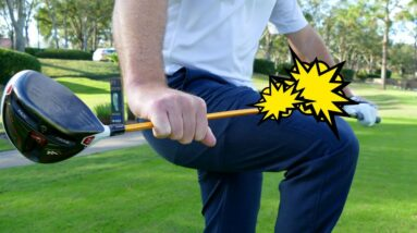 Hit Your Driver More CONSISTENT with These Tips