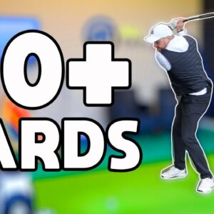 Hit your driver OVER 20 yards longer!!