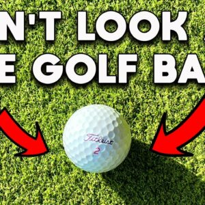 How to become a GREAT ball striker with DRIVER and IRONS